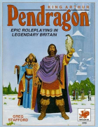 King Arthur Pendragon: 3rd Edition