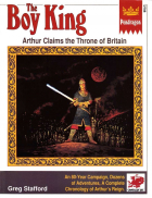 The Boy King 1st Ed.