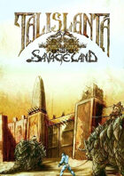 Talislanta: Tales of the Savage Land (2016) *webcomic subscription*