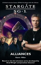 Stargate SG1-08: Alliances