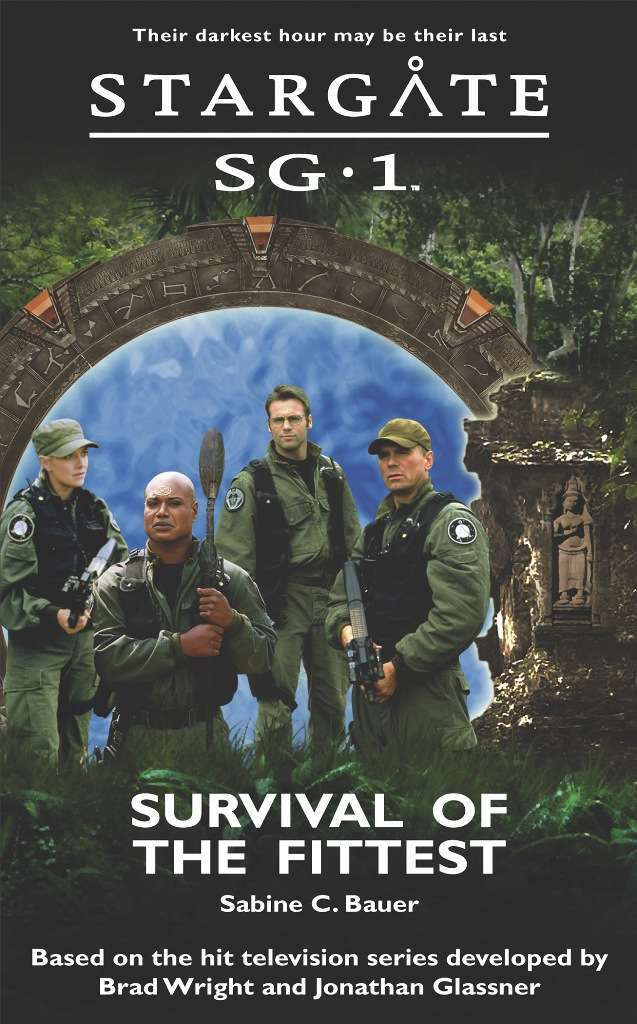 Stargate SG1-07: Survival of the Fittest