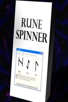 RuneSpinner