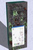 Terrain Inspiration Generator