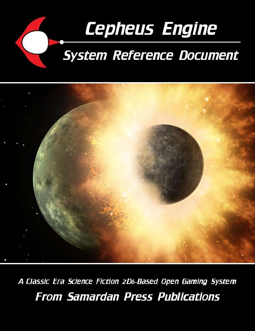 Cepheus Engine System Reference Document