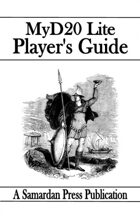 MyD20 Lite Player's Guide