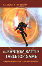 The Random Battle Tabletop Game (RBT Game)