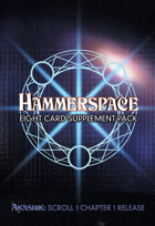 Hammerspace 8 Card Supplement Pack 1 - RBT Game
