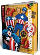 Secret Identity podcast Issue #425--Captain Action and Boston Comic Con