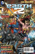 Secret Identity Podcast Issue #431--Earth 2 and Swass-Cast