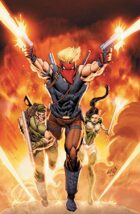 Secret Identity Podcast Issue #432--Flash, Marvel Zombies and Grifter