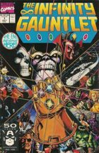 Secret Identity Podcast Issue #436--Thanos Quest and Infinity Gauntlet