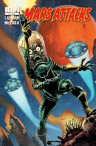Secret Identity Podcast Issue #441--Mars Attacks and Trixter