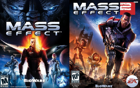 Secret Identity Special Issue--Co-Op Critics: Mass Effect 1&2