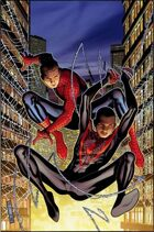 Secret Identity Podcast Issue #447--Spider-Men, Asia and Chrissie Zullo