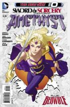 Secret Identity Podcast Issue #464--Ghost and Sword of Sorcery