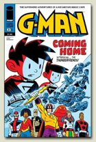 Secret Identity Podcast Issue #470--G-Man, Joe Caramagna and Wyatt Earp