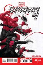 Secret Identity Podcast Issue #483--Thunderbolts and Judge Dredd