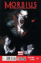 Secret Identity Podcast Issue #489--Morbius and Scott Snyder