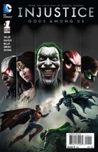 Secret Identity Podcast Issue #494--Injustice and Unfair