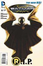 Secret Identity Podcast Issue #500--Batman Incorporated and Jamal Igle