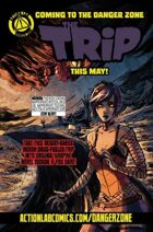 Secret Identity Podcast Issue #508--The Trip and Valiant's Fred Pierce