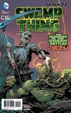 Secret Identity Podcast Issue #513--Swamp Thing and Danger Girl