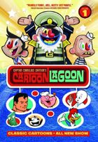 Secret Identity podcast Issue #516--Cartoon Lagoon and Manny Galan