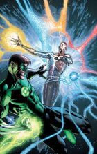 Secret Identity Podcast Issue #521--Green Lantern and Witch Hunter