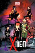 Secret Identity Podcast Issue #522--X-Men and Skyward
