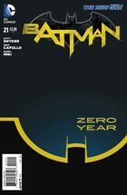 Secret Identity Podcast Issue #529--Batman and Eric Moran