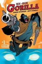 Secret Identity Podcast Issue #534--Batgirl and Sic Gun Gorilla