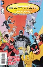 Secret Identity Podcast Issue #547--Captain America and Batman Inc.