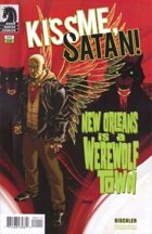 Secret Identity Podcast Issue #548--Kiss Me Satan and Fearless Dawn