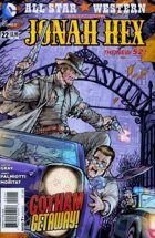 Secret Identity Podcast Issue #551--Jonah Hex and Mike Mignola