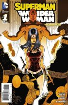 Secret Identity Podcast Issue #556-- Superman/Wonder Woman and Umbral