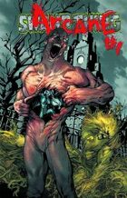 Secret Identity Podcast Issue #558--Swamp Thing and Eternal Warrior