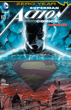 Secret Identity Podcast Issue #559--Thor and Action Comics