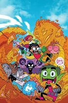 Secret Identity Podcast Issue #569--Teen Titans Go and Fearless Defenders