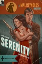 Secret Identity Podcast Issue #574--Serenity and Hacktivist