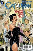 Secret Identity Podcast Issue #592--Catwoman and The Woods