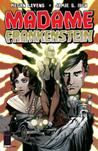 Secret Identity Podcast Issue #600--Madame Frankenstein and Infinity Man