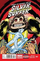 Secret Identity Podcast Issue #602--Silver Surfer and Tiny Titans