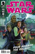 Secret Identity Podcast Issue #603--Star Wars and Rocket Raccoon