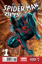 Secret Identity Podcast Issue #606--Spider-Man 2099