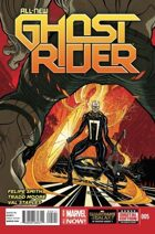 Secret Identity Issue #610--Ghost Rider and Rebekah Isaacs