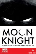 Secret Identity Podcast Issue #612--Moon Knight and Jerry Lawler
