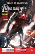Secret Identity podcast Issue #618--The House in the Wall and All-New Invaders