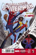 Secret Identity Podcast Issue #625--Amazing Spider-Man and Ms. Marvel
