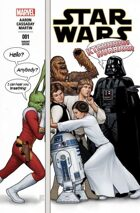 Secret Identity Podcast Issue #642--Star Wars and Ant-Man