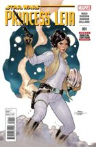 Secret Identity Podcast Issue #649--Princess Leia and Stray